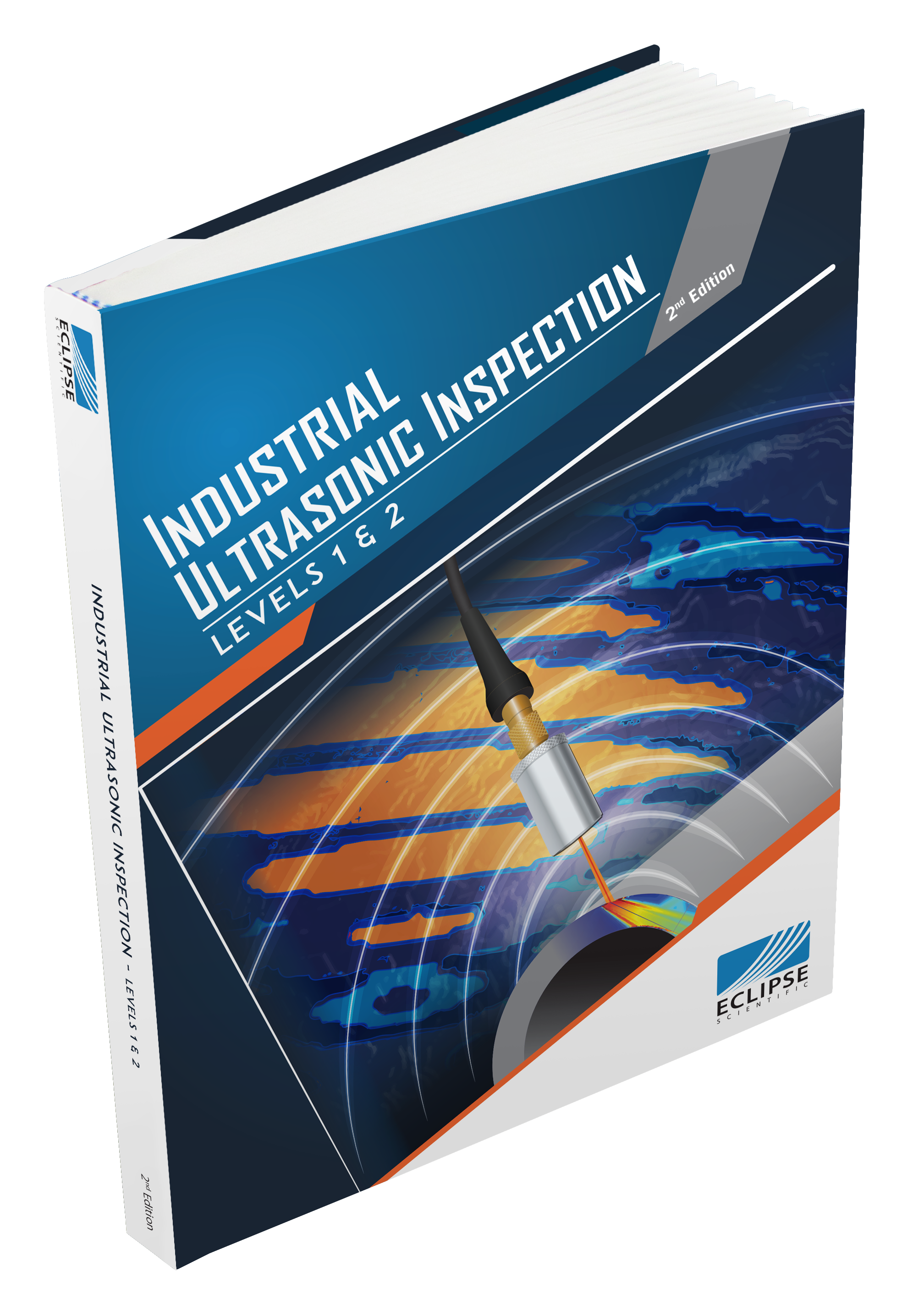 Industrial Ultrasonic Inspection Levels 1 & 2 - 1st Edition